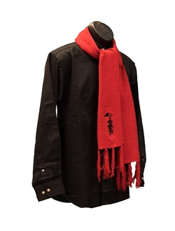 NCSG Red Scarf