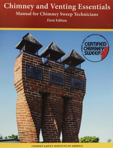 _Publication - Certified Chimney Sweep® - 3-Book Study Set - Print Version Only